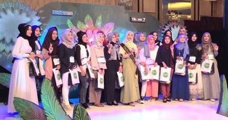 Inilah 24 Besar yang Lolos di Audisi Sunsilk Hijab Hunt 2017 Surabaya