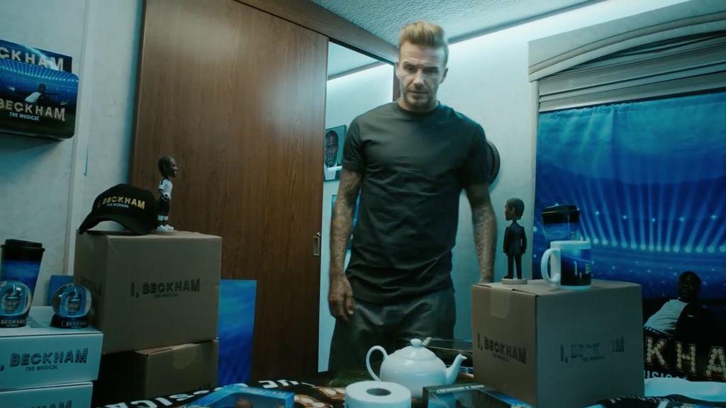 Romantis! David Beckham Beli Pulau Pribadi untuk Victoria
