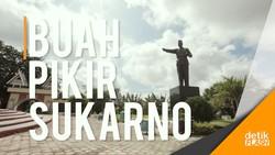 Menebak Mimpi Sukarno dalam Arsitektur Kota Palangka Raya