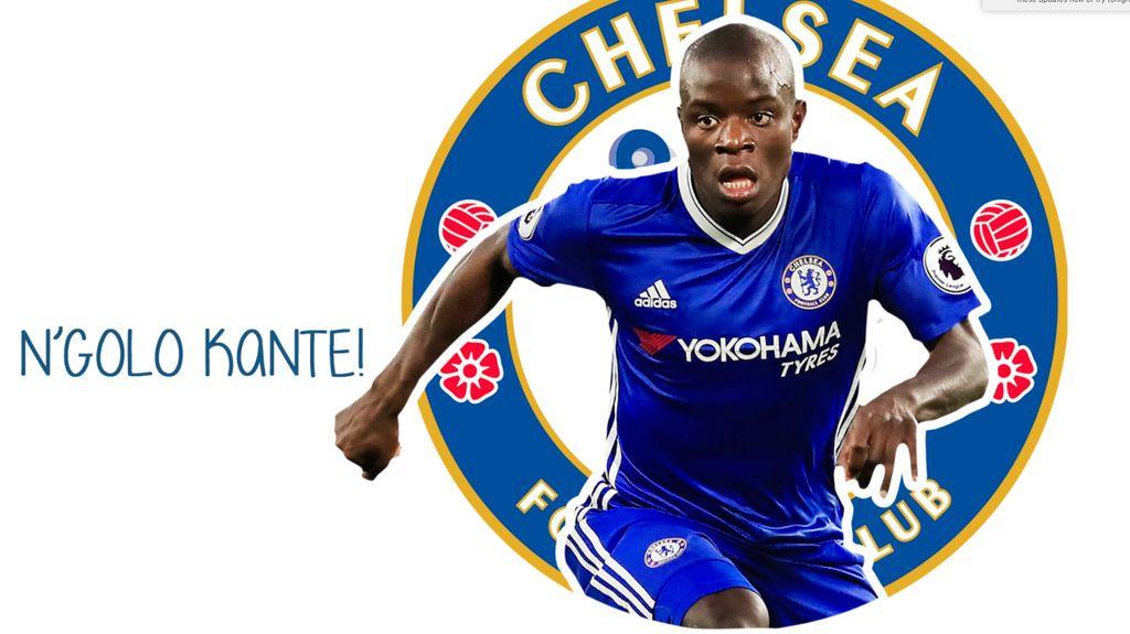 NGolo Kante Jadi Rekrutan Terbaik Chelsea