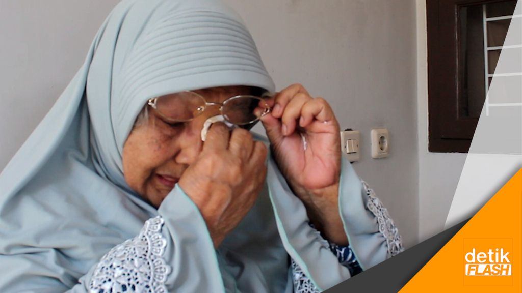 Wawancara Khusus Ibu yang Digugat Anaknya Rp 1,8 Miliar