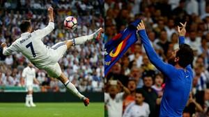 Netizen Debat Siapa yang Paling Hebat, Messi atau Ronaldo?