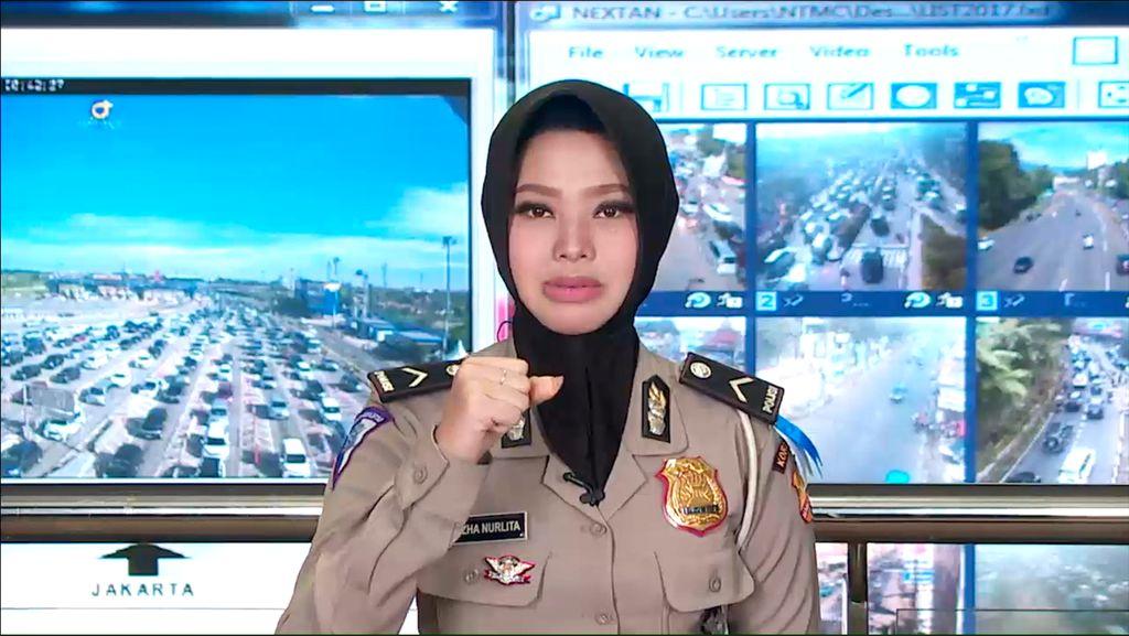 Traffic Update: Ciawi Macet, Krapyak Arah Semarang Padat