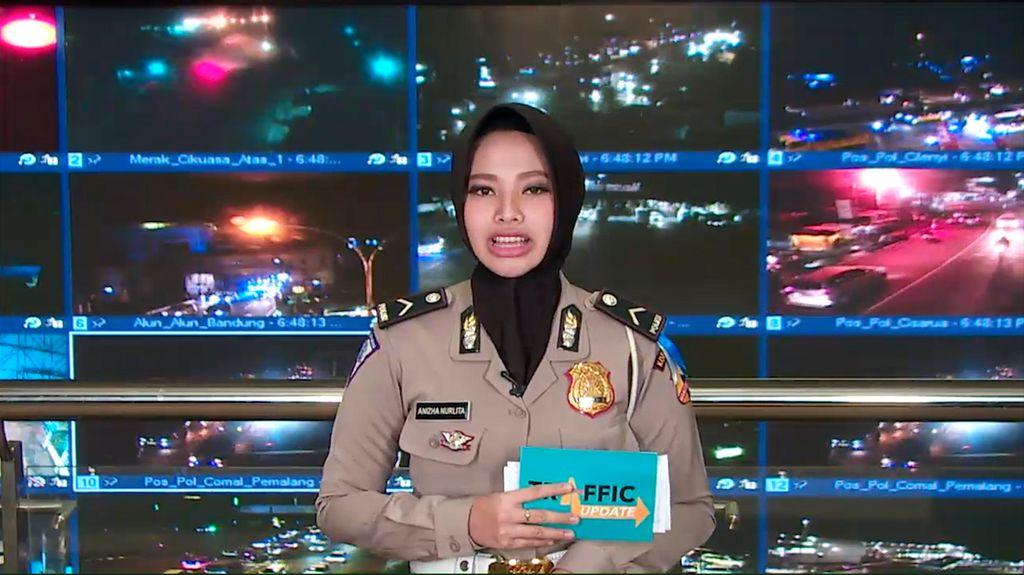 Traffic Update: Malam Hari Libur Lebaran, Nagreg Macet