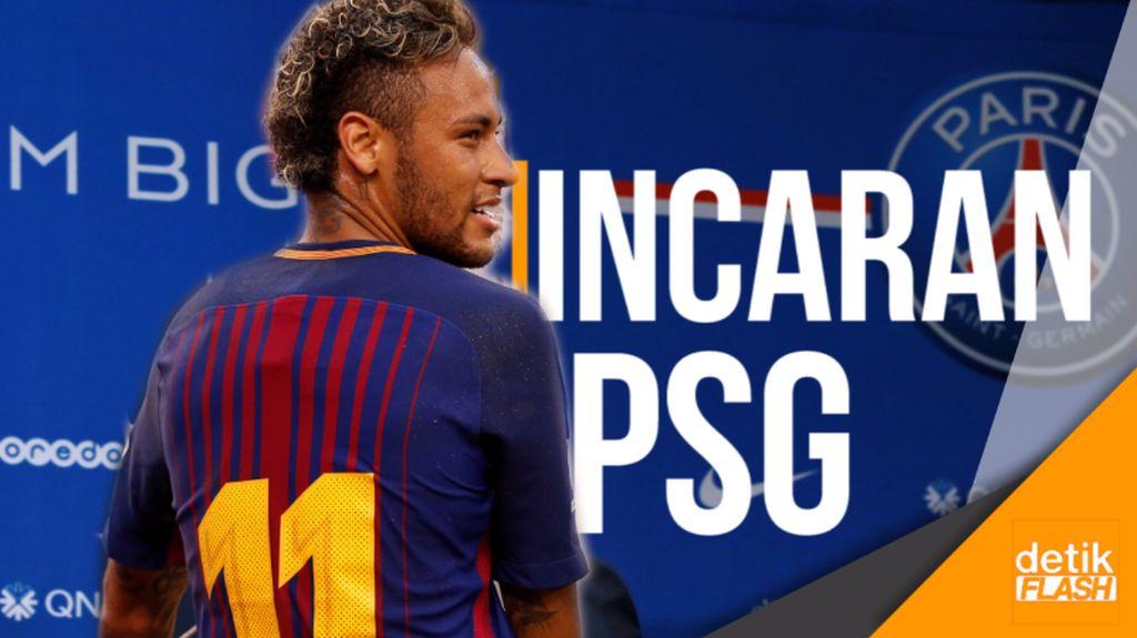 Neymar Terus Digoda