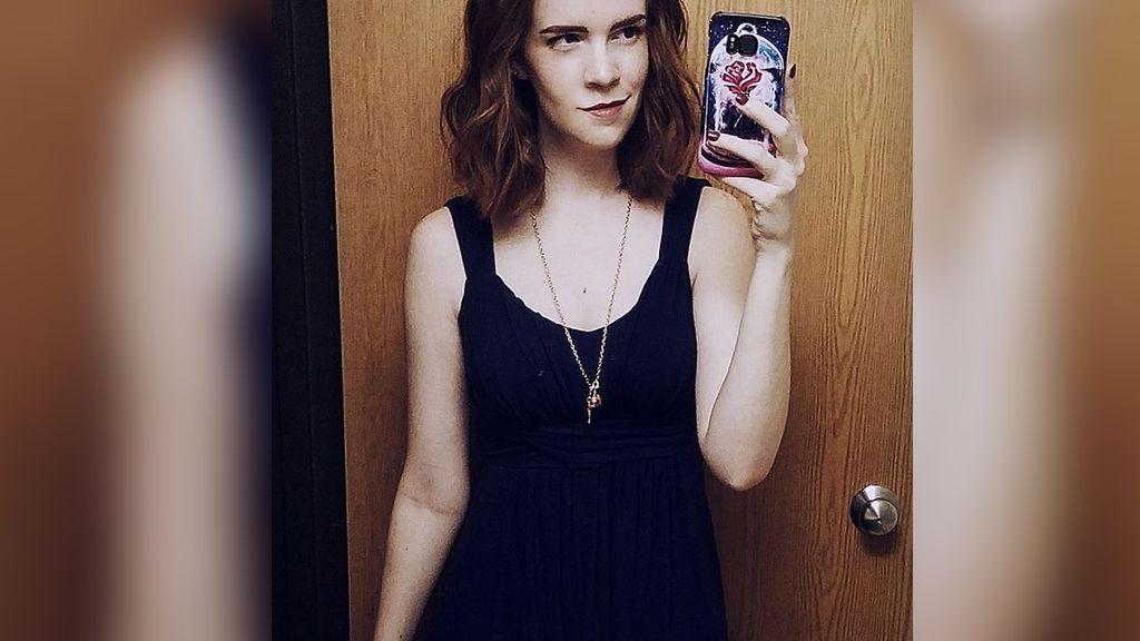 Wanita Ini Dibilang Mirip Banget Emma Watson, Setuju?