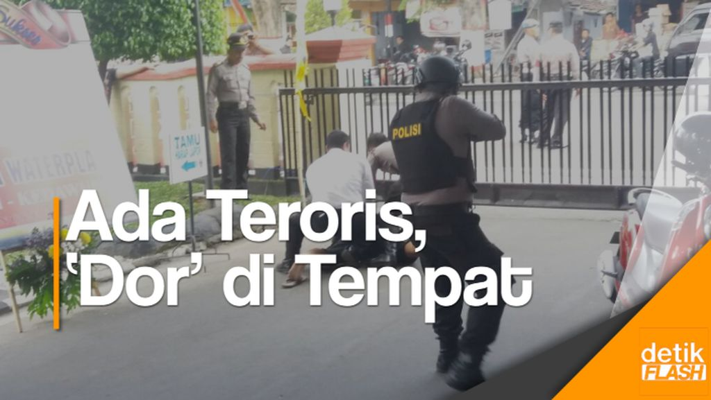 Antisipasi Teror, Polisi di Lapangan akan Dibekali Senjata Api