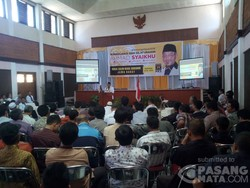 Ratusan Pengurus Kader PKS Hadiri Kegiatan Silaturahim DPW