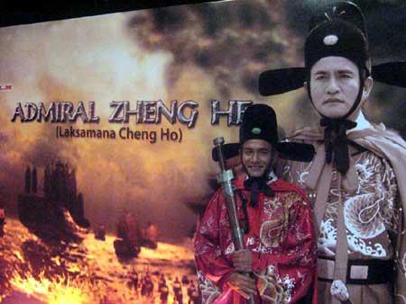 Laksamana Cheng Ho Diluncurkan