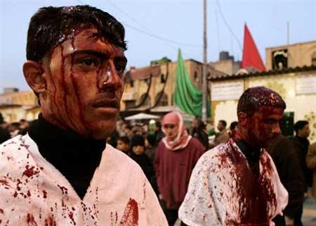 Warga Irak Peringati Tragedi Karbala