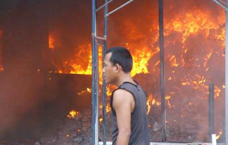Api Membara di Grand Indonesia
