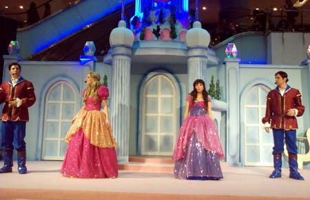 Barbie Berpetualang di Istana Berlian