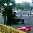 Jajaran kepolisian terus melakukan olah TKP menyusul ledakan bom di Hotel JW Marriott dan Ritz-Carlton.