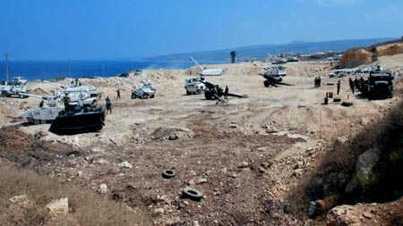 Latihan Gabungan UNIFIL
