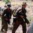 Latihan bersama antara Marinir TNI AL dan Marinir AS ini berlangsung di hutan Selogiri, Banyuwangi, Jawa Timur. (Humas Dispen korps Marinir).
