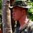 Sebelum menjalani latihan perang di dalam hutan, para prajurit Marinir AS dibekali beberapa pengetahuan dan wawasan cara bertahan hidup di dalam hutan. (Humas Dispen korps Marinir).