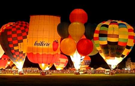 Festival Balon Udara Indonesia