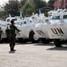 Ranpur ANOA ini akan memperlengkapi Kompi Mekanis E mengawal Markas Besar UNIFIL di Naqoura Libanon Selatan. (Puspen TNI).