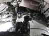 Salah satu gerbong nampak luluh lantak akibat tabrakan maut yang memakan 57 orang tewas. afp/Deshakalyan