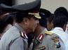 Kapolri Bambang Hendarso Danuri tampak sehat setelah dinyatakan sakit semacam flu sejak usai sahur Jumat 13 Agustus 2010 lalu.