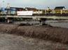 Di kawasan sekitar kampung Sayidan hingga Prawirodirjan, beberapa hari terakhir ini Pemkot Yogyakarta sudah mengeruk material pasir untuk mengurangi pendangkalan sungai.