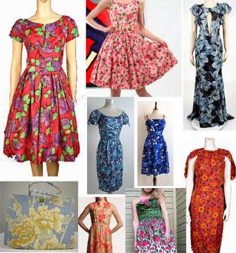Tips & Trik Membeli Baju Vintage