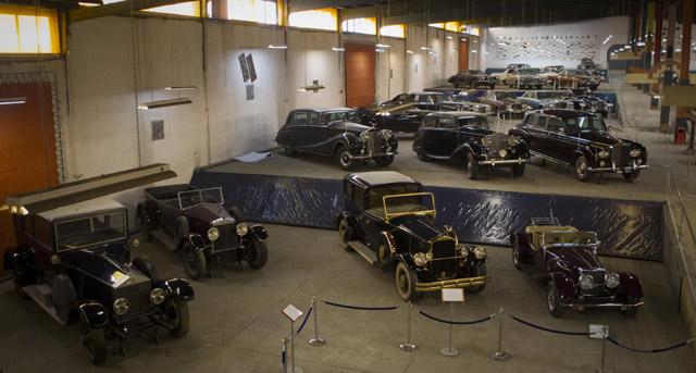 Mobil Keluarga Raja Iran