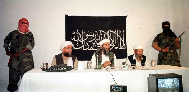 Osama bin Laden Sebelum Tewas