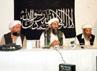 Osama bin Laden saat jumpa pers di Afghanistan pada 26 Mei 1998 lalu. (Photo by Getty Images).