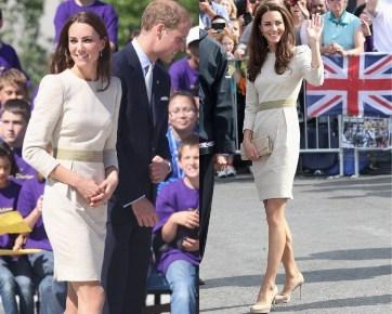 Gaya Berbusana Kate Middleton Jadi Inspirasi Cat Kuku