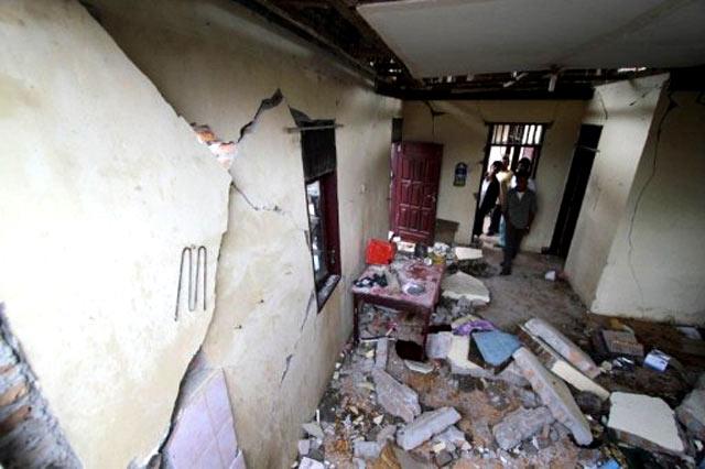Gempa 6,7 SR Guncang Aceh