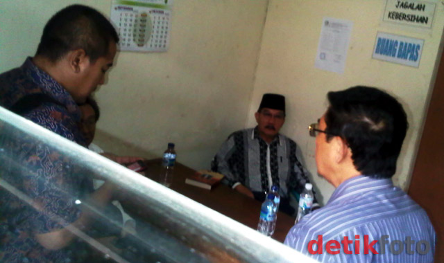 Sidang PK Antasari Azhar