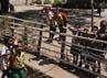 Kondisi anak sekolah di wilayah perbatasan RI-Timor Leste.