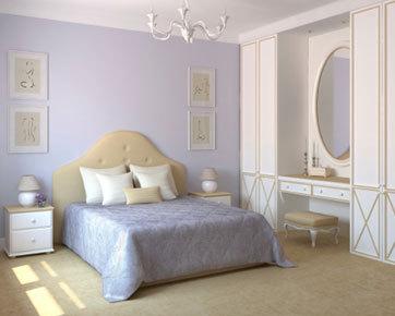 5 Warna Dinding yang Buat Anda Betah di Kamar Tidur