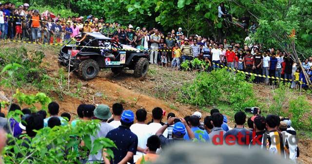 Gowa Jeep Extreem Offroad 2011