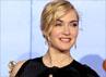 Kate meraih penghargaan berkat aktingnya di Mildred Pierce. Reuters/Lucy Nicholson.