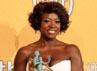 Viola Davis dinobatkan sebagai aktris terbaik dan membawa pulang piala untuk kategori Outstanding Performance by a Female Actor in a Leading Role. Getty Images.