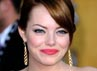 Emma Stone tampil cantik. Getty Images.