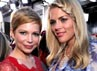 Michelle Williams dan Busy Philipps. Getty Images.