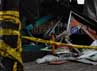 Seluruh kendaraan yang terlibat kecelakaan ini telah dievakuasi. Fikri Hidayat/detikcom.
