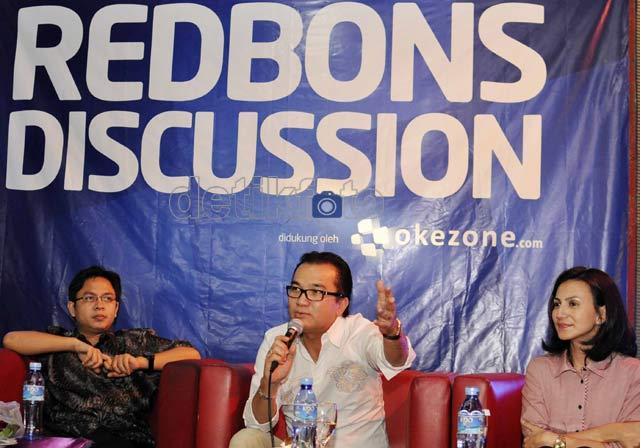 Gerilya Diskusi Cagub DKI Jakarta