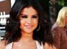 Selena Gomez berpose di red carpet Nickelodeons 25th Annual Kids Choice Awards. Kevork Djansezian/Getty Images.