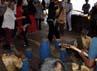 Selain dihibur oleh prajurit TNI AL, masyarakat Indonesia di Florida juga menghibur prajurit TNI AL Dewaruci dengan berbagai penampilan musik dan lagu. (Konsul Jenderal RI Houston)