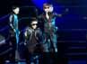 Dalam acara itu Hyun Joong menyanyikan sekitar 15 lagu. (Dok. Running Into The Sun)