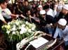 Jenazah Didik Nur Yusuf juga dimakamkan di TPU Tanah Kusir, Jakarta Selatan.