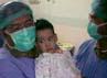 Pasca operasi pemisahan, saat ini keduanya dalam kondisi yang baik.