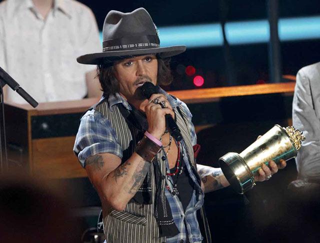 Para Pemenang MTV Movie Awards 2012