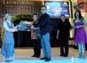 Launching TSM sekaligus kartu TSM Ultima ini dilakukan di Plaza TSM, Jalan Gatot Subroto, Sabtu (2/5/2012). Tya Eka Yulianti/detikBandung.