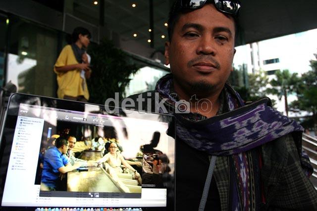 Fotografer Tribun Diperiksa KPK Terkait BB Angie