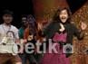 Ketiganya kini tengah disibukkan dengan proyek drama musikal Titiek Puspa. (Herianto Batubara/detikHOT)
